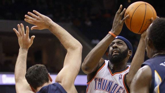 Thunder Pulls Off Big Win in Los Angeles