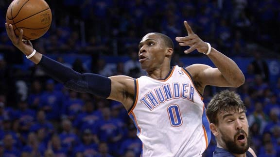 Thunder Wins Game 7, Advances to Conference Finals