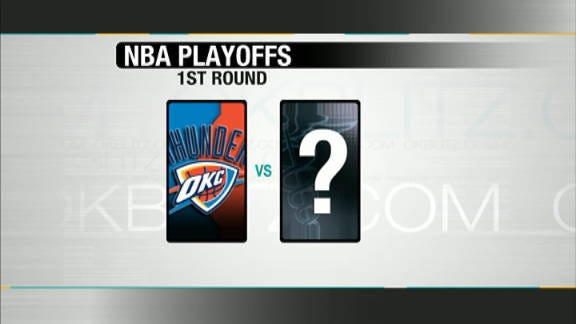 Toby Predicts the Thunder's Playoff Future