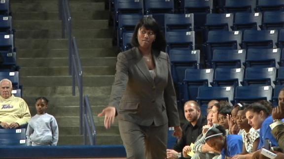 TU Lets Go of Women's Head Coach Thomas-Swinson