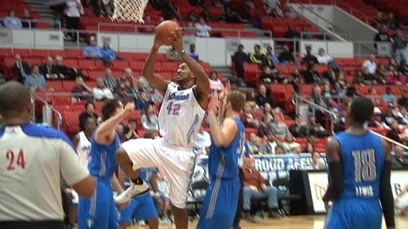 Tulsa 66ers Announce Playoff Games