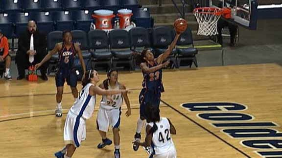 Tulsa Forces Overtime but Slips to UTEP