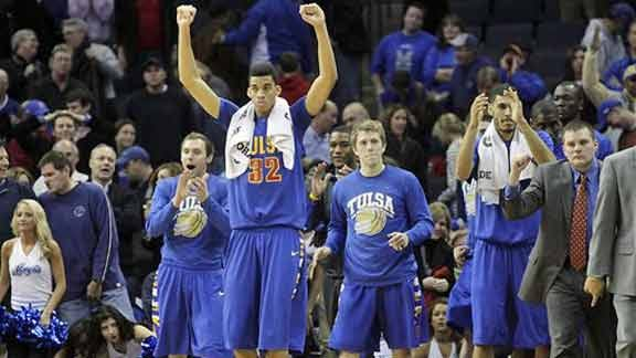 Tulsa Holds off Rice in C-USA Quarterfinal