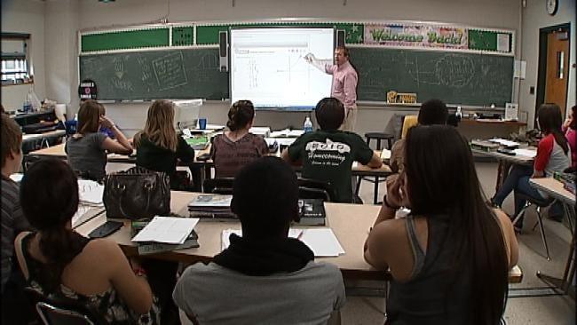 Tulsa Public Schools Preparing For District Consolidation