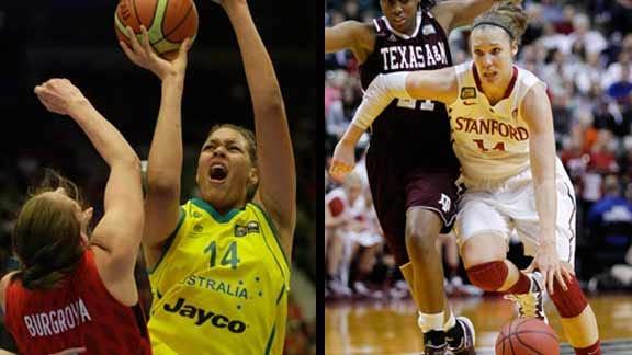 Tulsa Shock Select Cambage and Pedersen in WNBA Draft