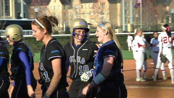 Tulsa Softball Splits Doubleheader With UAB