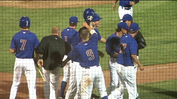 Tulsa Tops Springfield with 11th-Inning Walkoff