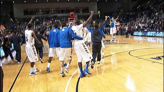 Tulsa's Hopes Alive with Win over UTEP