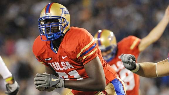 Tulsa's Wilson Holloway Loses Battle with Cancer