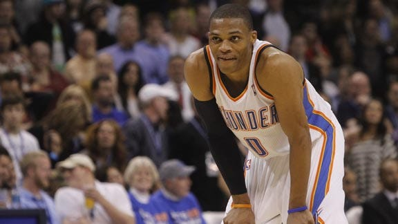 Westbrook to Take Part in All-Star Skills Challenge