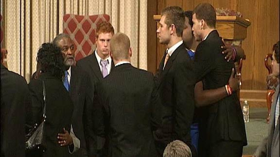 Wilson Holloway Honored and Remembered Monday