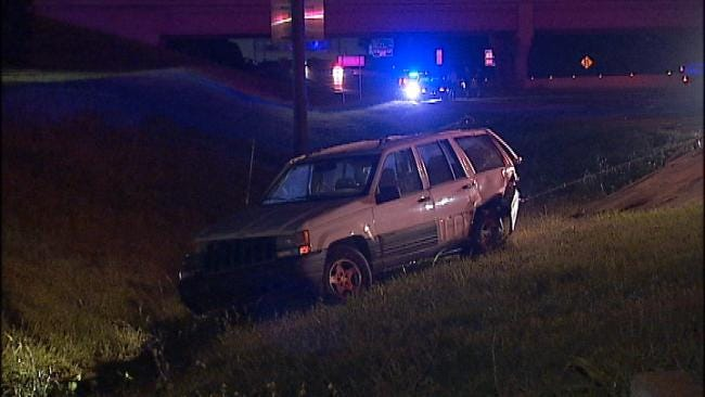 Four Vehicles Involved In Broken Arrow Crash Early Friday