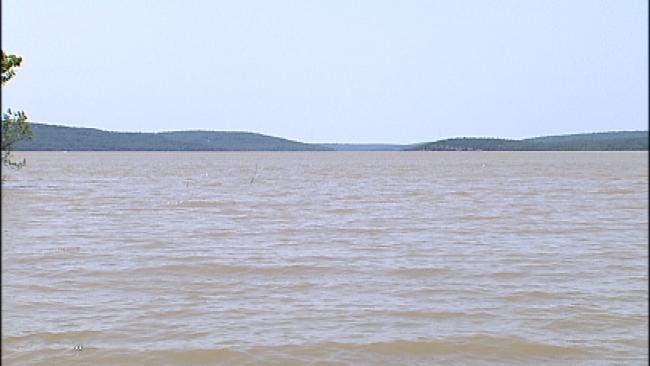 Lake Tenkiller Starts Season With Less Than Ideal Conditions