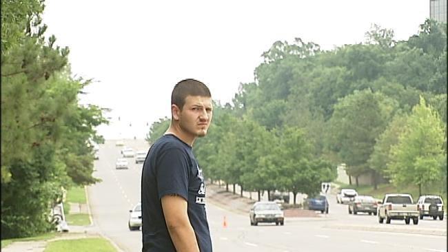 Tulsa Street Race Sends Man To Hospital