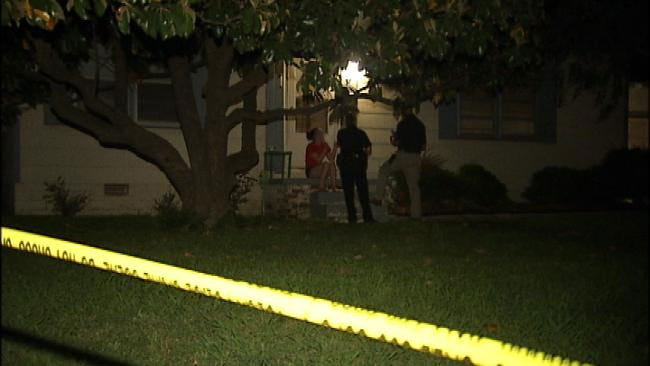 Tulsa Man Injured In Officer Involved Shooting