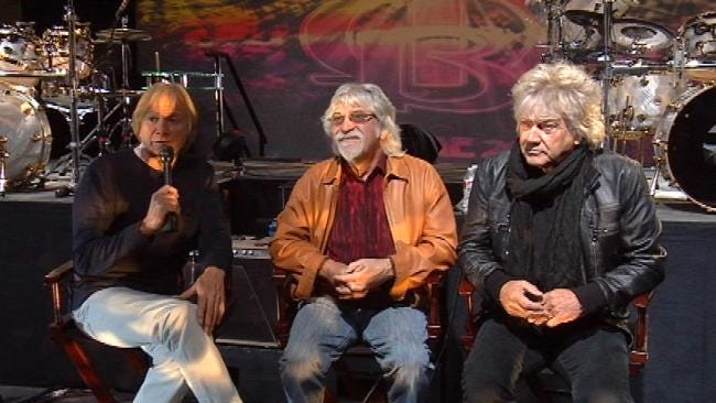 The Moody Blues Play Tulsa's Brady Theater