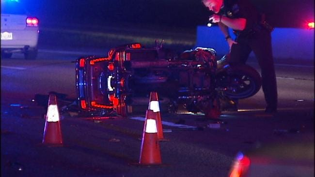 Victims Identified In Fatal Motorcycle Accident On Broken Arrow Expressway