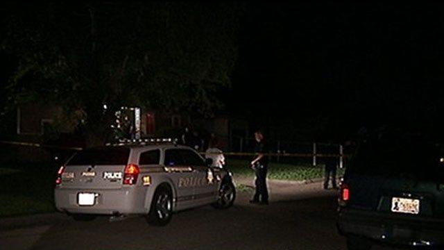 Groups Exchange Gunfire At Tulsa House, Teen Shot