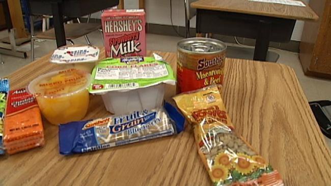 'Backpack For Kids' Program Feeding Tulsa Children In Need