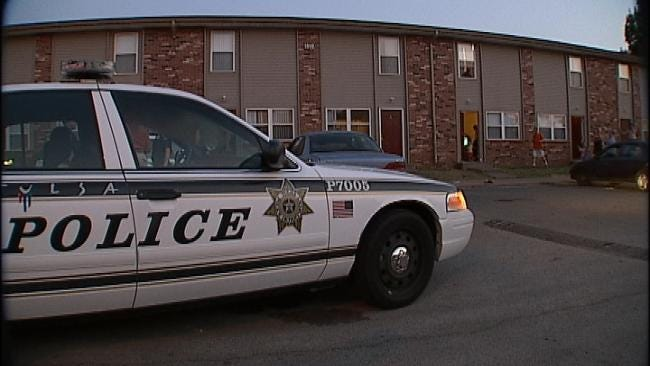 Man Injured In Shooting At Tulsa Apartment Complex