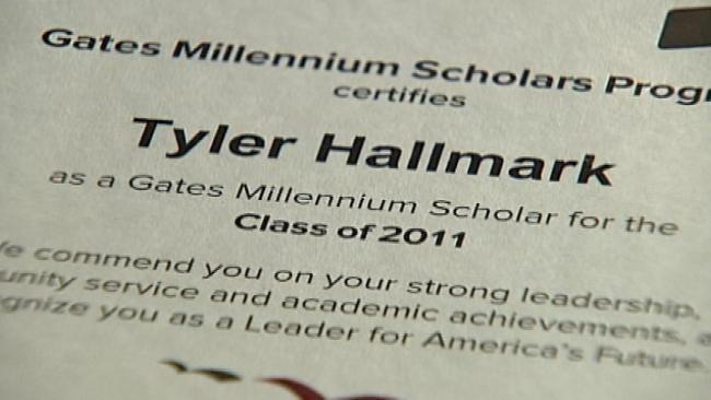 Olive Student Receives Gates Millennium Scholarship
