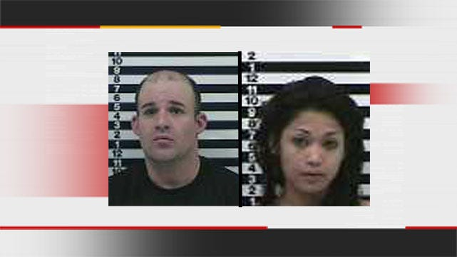 Two Arrested In Meth Lab Bust At Owasso Home