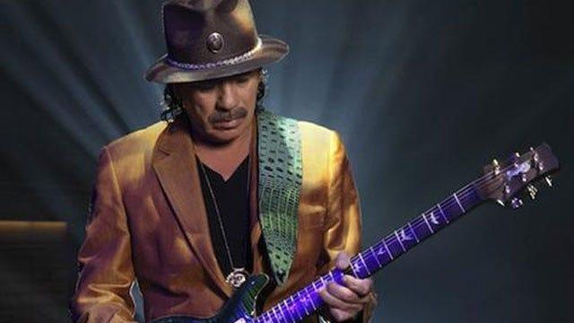 Carlos Santana To Stop In Tulsa In September