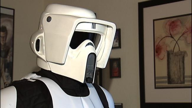 Meet Bartlesville's 'Star Wars' Super Fan