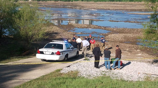 Toy Skull Sparks Investigation At The Arkansas River In Tulsa