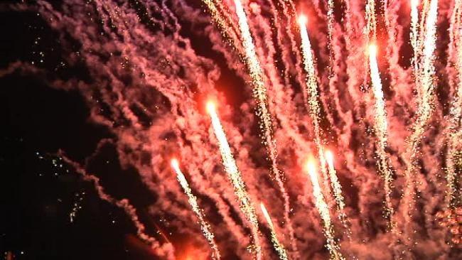 Tulsa Drillers Celebrate Fireworks Friday