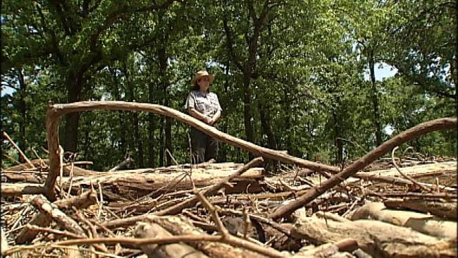 Flooding Cleanup Could Hamper Memorial Day Plans At Lake Tenkiller