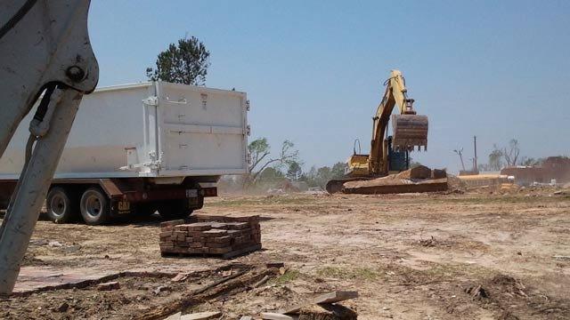 Rebuilding In Tushka Continues After April's Deadly Tornado