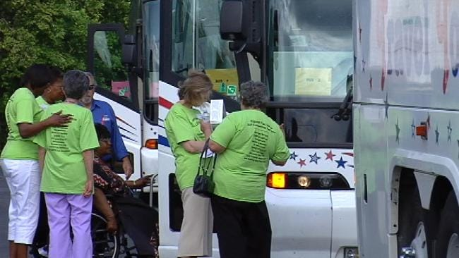 Tulsa Seniors Head To State Capitol To Rally Against Budget Cuts