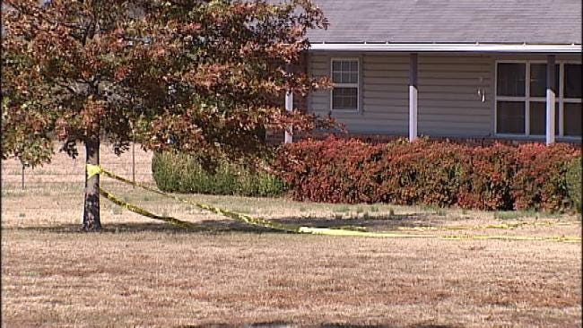 Body Discovered In Partially Burned Okmulgee County Home