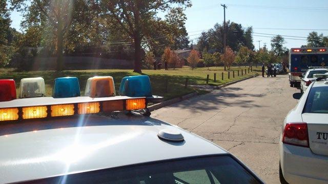 Man's Body Found At Mid-Town Tulsa Park