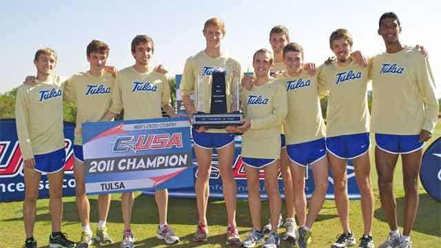 Tulsa Cross Country Claims Second Straight Title