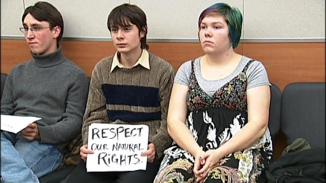 Tulsa City Council Won't Waive Park Fees For 'Occupy' Protesters