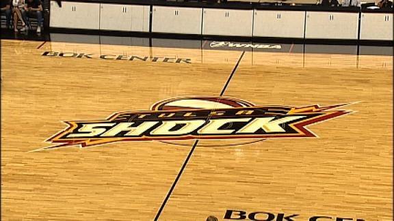 Tulsa Shock Gets Fourth Pick In WNBA Draft