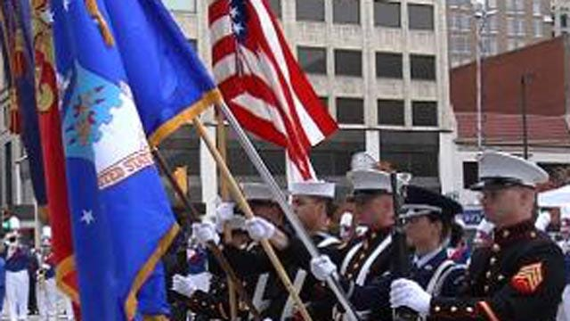 Tulsa's Veterans Day Parade Is Friday Morning