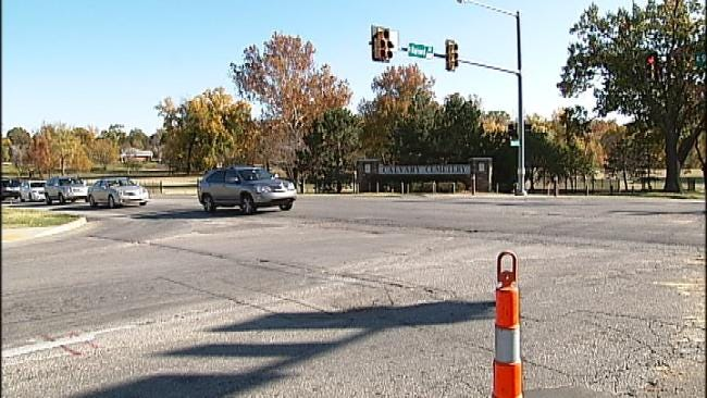 Work Begins On Tulsa $4.2 Million Intersection Widening Project