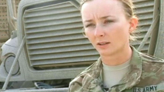 Oklahoma Female Soldiers Play Crucial Role In Afghanistan