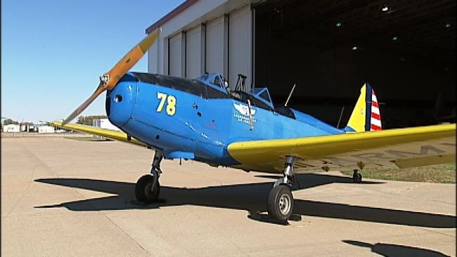 Restored World War II Era Aircraft On Display In Tulsa Saturday