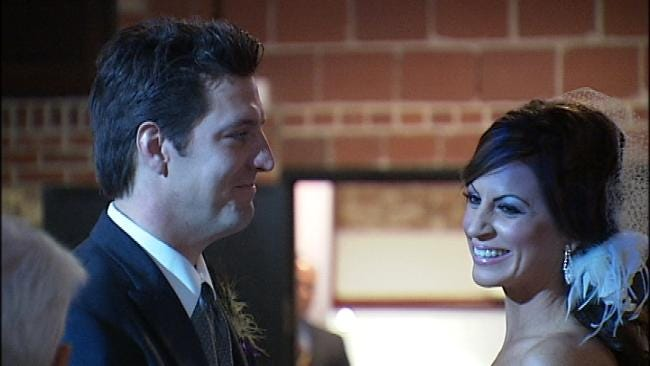 Tulsa Couple Say 'I Do' At 11 A.M. On 11/11/11