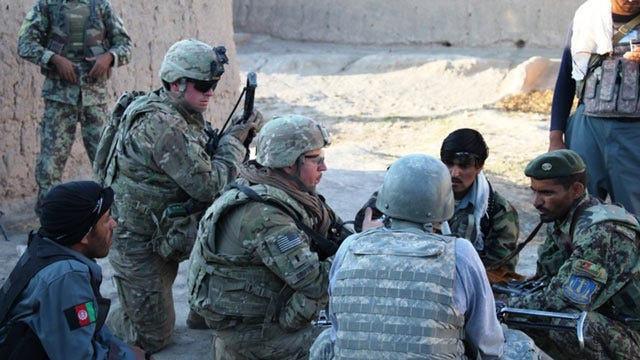 Tulsa-Based National Guard Unit Making Headway In Afghanistan
