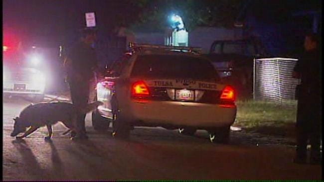 Police Look For Suspect After Shooting Victim Found On North Tulsa Porch