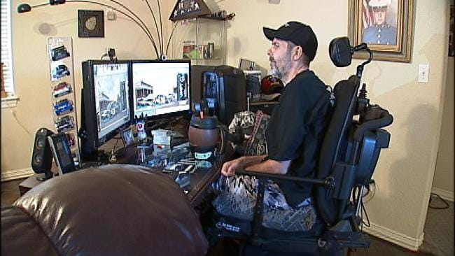 Oklahoma Moment: Muskogee Man Refuses To Let Limits Control His Determination