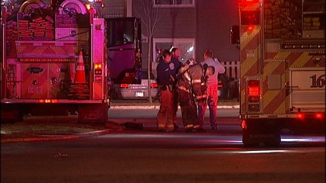 Small Fire Damages North Tulsa Apartment Early Thursday
