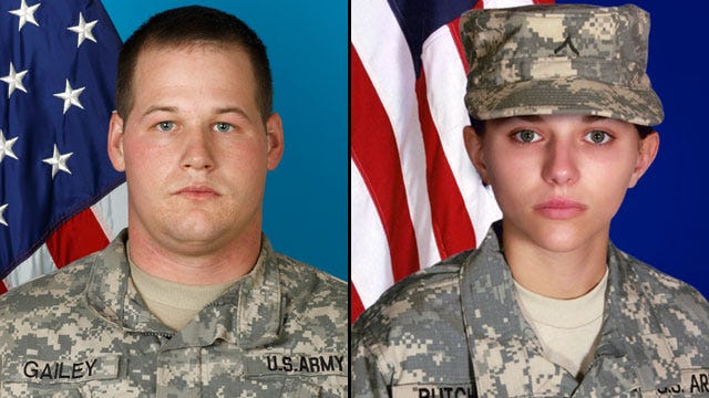 Family, Friends Remember Two Oklahoma Soldiers Killed In Afghanistan