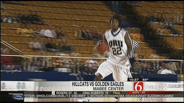 Golden Eagles Handle Rogers State In Exhibition Opener
