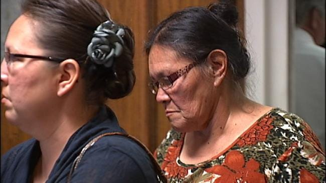 Okmulgee Woman Found Guilty In Foster Child's Death